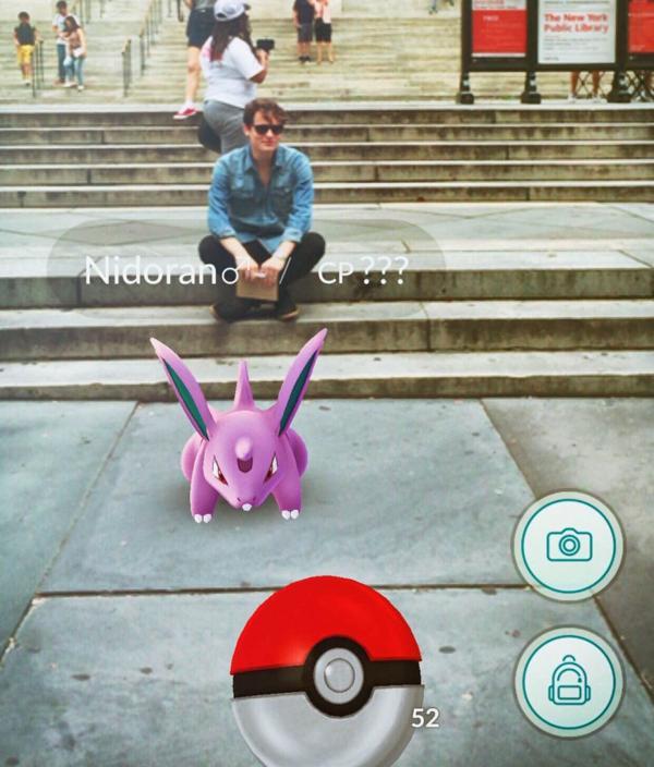 A medida que los cazadores capturan más y más Pokémon, están obligados a conocer más y más sitios de interés