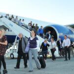 Crece 8.1 % la llegada de turistas vía aérea a RD en mayo de 2017