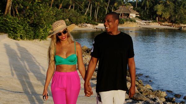 Beyoncé y Jay Z, en las playas del Este de RD