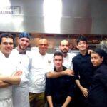 """Chef dominicano Martín Omar deslumbra con cena 4 manos en """"Restaurante El 38 de Larumbe"""" de Madrid"""