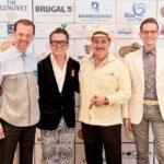 Todas las personalidades que asistieron al Caribbean Cigar Night de Puerto Plata