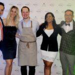 Chef Bryce Shuman ofrece cena memorable en la tercera fecha del Iberostar Chefontour