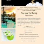El chef sensorial Ronny Emborg en nueva fecha del Iberostar Chef Ontour