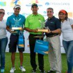 Cesar Rodríguez y Raúl Linares se llevan el sexto Torneo de Golf La Romana