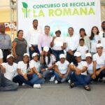 Realizan quinto concurso de reciclaje en La Romana