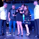 Palladium Hotels & Resorts y Risa Travel entregan reconocimiento a Jacob Forever