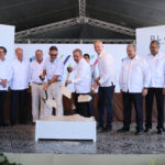 Inician obras de los hoteles Hyatt Ziva y Zilara Cap Cana, asiste el Presidente Medina