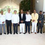 Procurador sostiene encuentro de trabajo con sector turístico y hotelero de Samaná