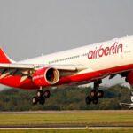 Ante declaración de insolvencia de Air Berlin, esperan una oferta de compra de Lufthansa