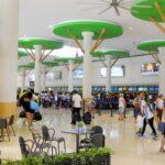 Con crecimiento de 5.9 % interanual, RD roza los 4 millones de turistas arribados hasta Julio de 2017