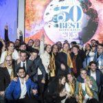 Los Latin America's 50 Best Restaurants 2017 se llevarán a cabo el martes 24 de octubre en Bogotá, Colombia