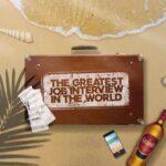 El whisky Grant's lanza la mejor entrevista laboral del mundo