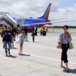 RD recibe hasta agosto de 2017, 4,4 millones de turistas vía aérea