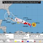 Irma ya es categoría 5 y amenaza a gran parte del Caribe.