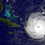 Huracán Irma se aleja de Punta Cana, sólo se registraron vientos fuertes y algunas lluvias