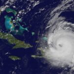 Huracán María se aleja de Punta Cana, deja sólo daños menores en infraestructura y vegetación