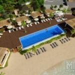 Casa de Campo se renueva con el ambicioso y moderno Minitas Beach Club.