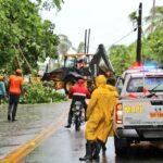 Restablecen totalmente transito carretera Veron – La Otra Banda – Higüey